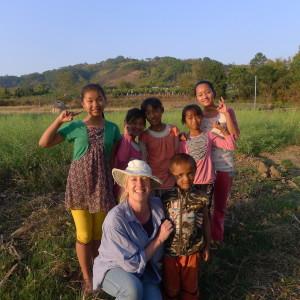 Yunnan village kids copy