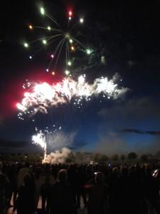 Barrow fireworks