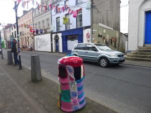 I'm watching you dustbin, Dublin Street, Carlow