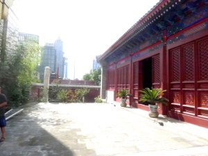 Dong Yue Art Museum Ancient and the modern city