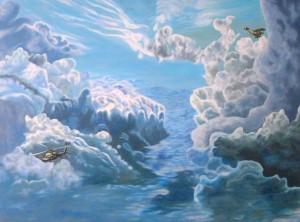 *Lonely Impulse of Delight Niamh Cunningham 110 x 146 cm copy