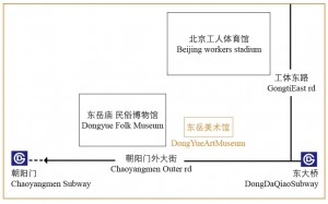 DongYue Map