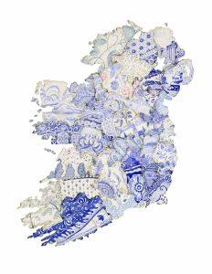 NS. Gail Ritchie- Sherd Island watercolour 70x50cm 2016 copy