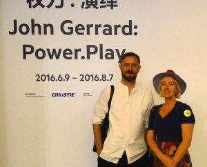 7. with John Gerrard